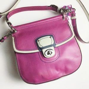 Coach | Willis Legacy Leather Bag No. 19031